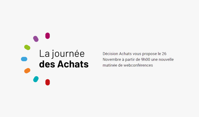 L'expertise 37.5 à la prochaine Journée des Achats organisée par Décision-Achats