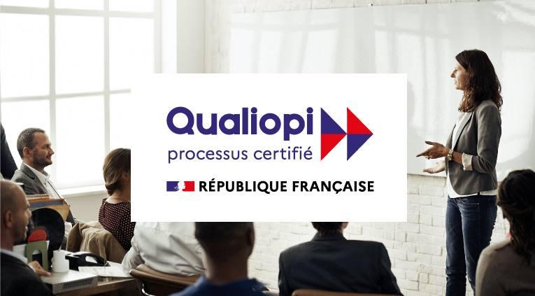 L'Académie 37.5 Formation obtient la certification Qualiopi